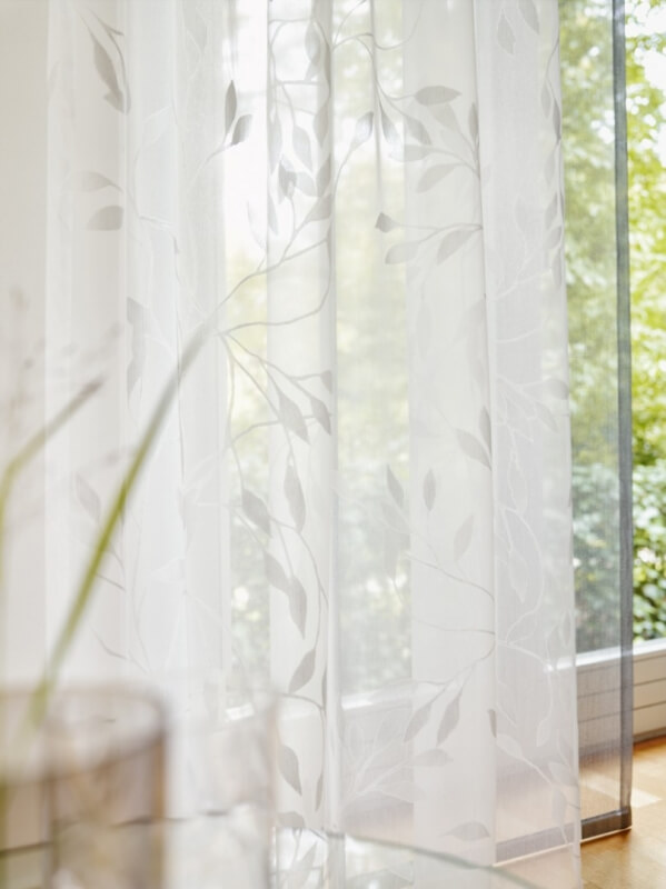 Sheer Window Coverings