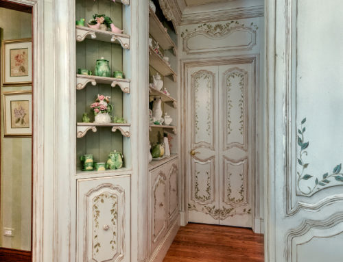 St. Charles Narrow Cabinetry