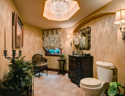 St. Charles Powder Room